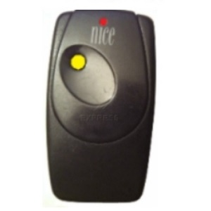 nice flor-s-1-yellow garage door remote