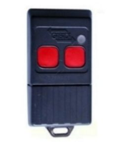 GIBIDI MTQ2-RED Garage Door Remote Control