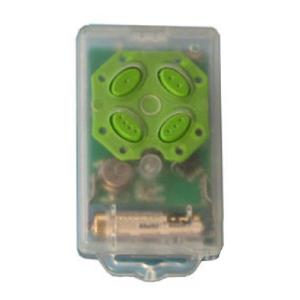ACDC Garage Door Remote Control - Clear Case