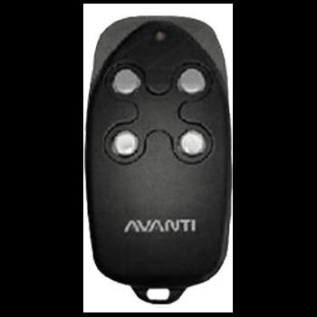 AVANTI TX4 Garage Door Remote Control