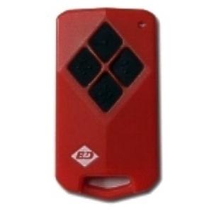 B&D TRI TRANv1 Yellow Garage Door Remote Control