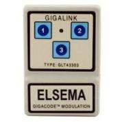 ELSEMA GIGALINK GLT43303 Garage Door Remote Control