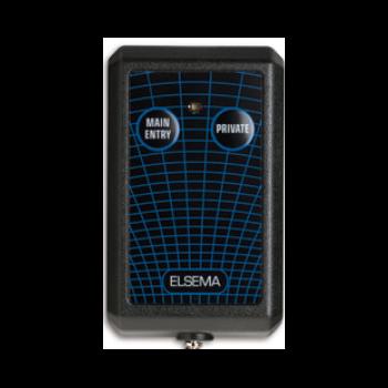 Elsema KEY302DA-12 Garage Door Remote Control