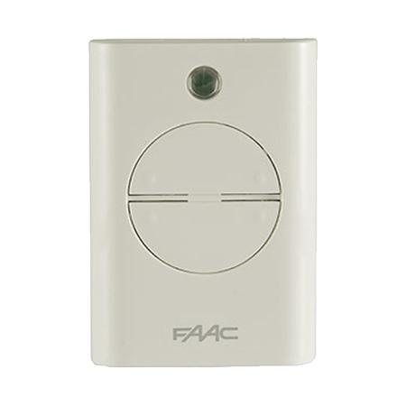 FAAC 433 TML2SLR Garage Door Remote Control