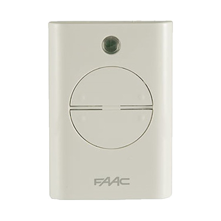 FAAC 433 TML4SLH Garage Door Remote Control