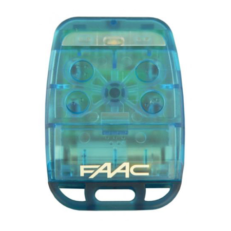 FAAC TE4333H Garage Door Remote Control