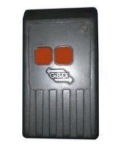 GiBiDi 27 Meg Garage Door Remote Control
