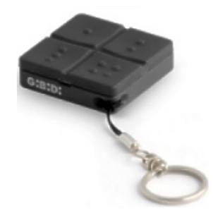GiBiDi DOMINO Garage Door Remote Control