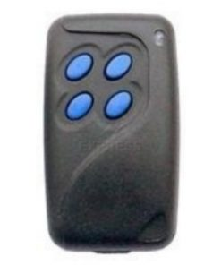GiBiDi MTQ4v2 Blue Garage Door Remote Control