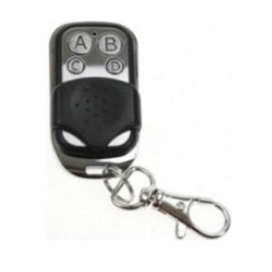 Magic Button 304 Black Garage Door Remote Control