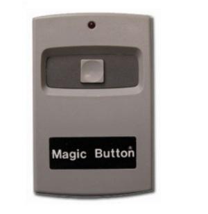 Magic Button 304 Grey Garage Door Remote Control