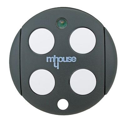 MHOUSE TX4 Garage Door Remote Control