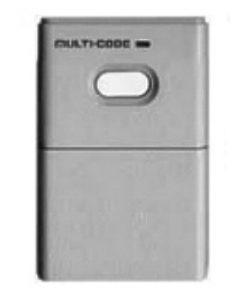 MULTICODE 3089 Garage Door Remote Control